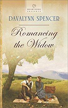Romancing the Widow - Davalynn Spencer