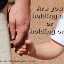 """ALT=""""Holding a hand"""""""