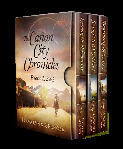 "ALT=""boxed set Canon City Chronicles"""