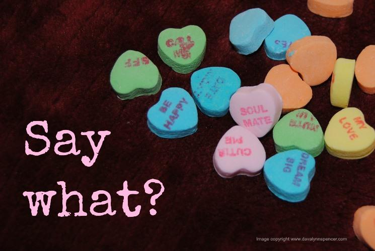 """ALT=""""Conversation heart candy"""""""